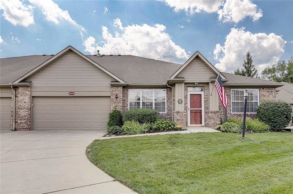 18353 Piers End Drive, Noblesville, IN 46062 - #: 21738208