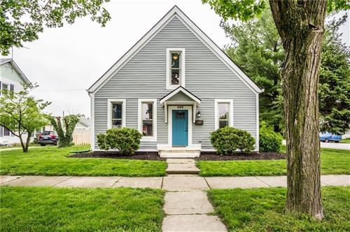 Photo of 498 South 9th Street, Noblesville, IN 46060 (MLS # 21731209)