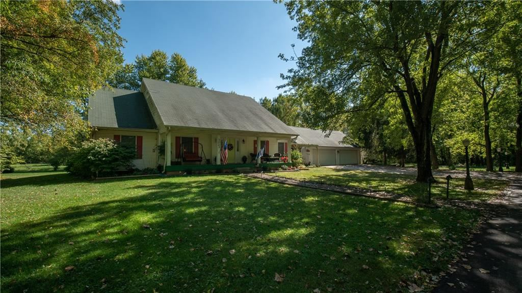 3023 West 450 N, Fairland, IN 46126 - #: 21744210