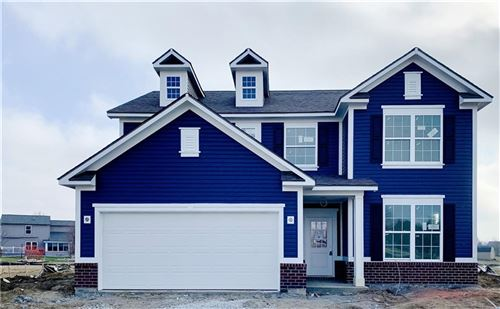 Photo of 1425 Boots Trail, Greenfield, IN 46140 (MLS # 21750211)