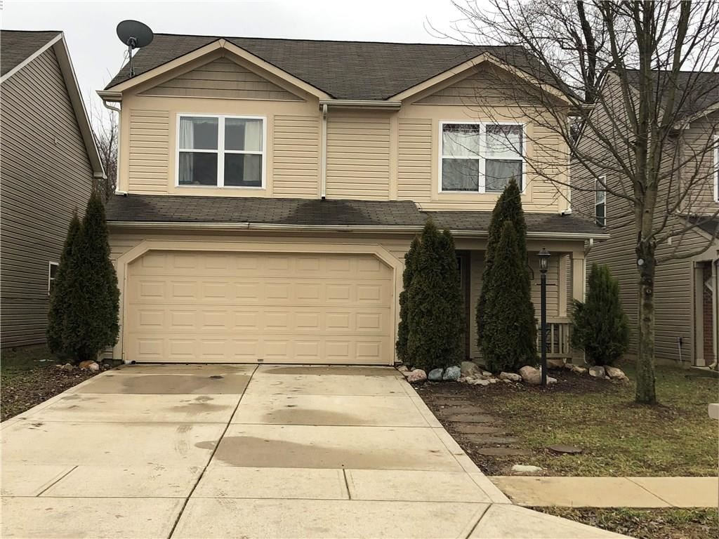10449 Apple Creek Way, Indianapolis, IN 46235 - #: 21690211