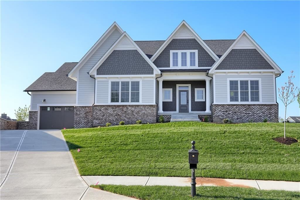 987 Oak Terrace Road, Westfield, IN 46074 - #: 21698211