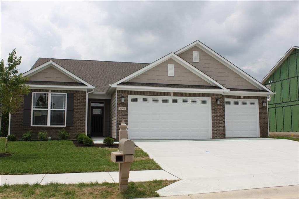 5204 Cheever Drive, Indianapolis, IN 46239 - #: 21619212