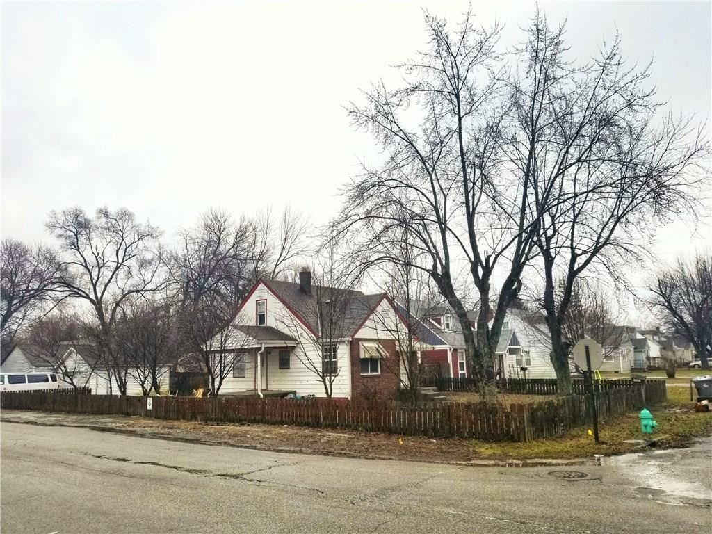 1945 North Goodlet Avenue, Indianapolis, IN 46222 - #: 21693212