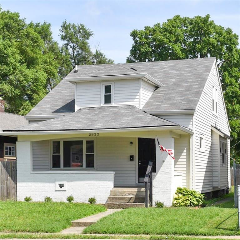 2822 East Michigan Street, Indianapolis, IN 46201 - #: 21699212