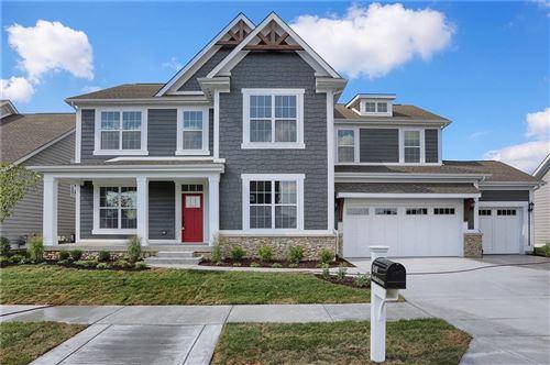 Photo of 1648 Birchfield Drive, Westfield, IN 46074 (MLS # 21724213)