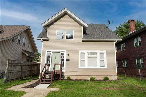 Photo of 21 WALLACE Avenue, Indianapolis, IN 46201 (MLS # 21791213)
