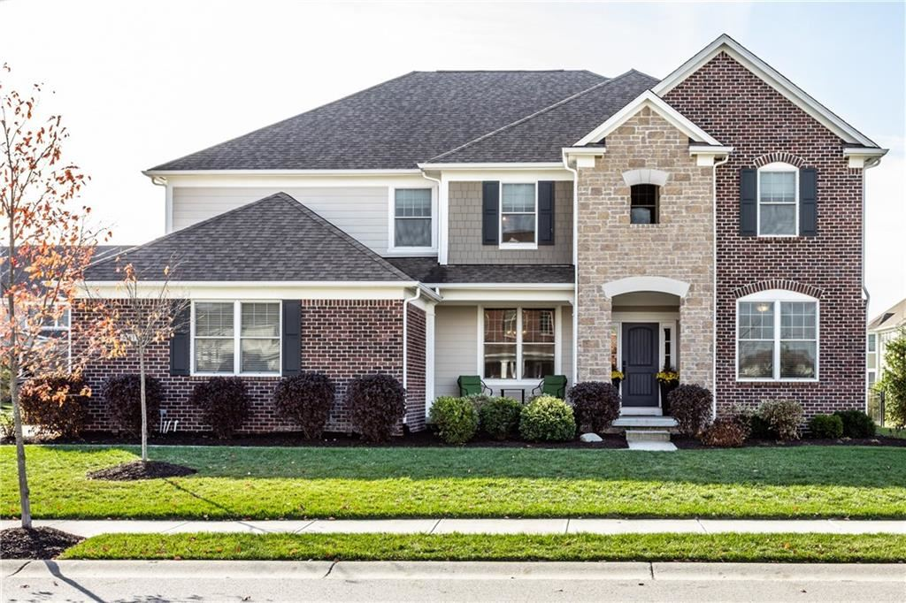 14617 Edgebrook Drive, Fishers, IN 46040 - #: 21680213