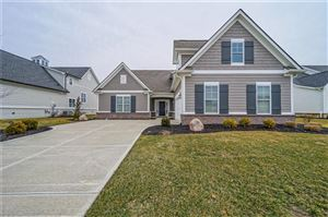 Photo of 10285 Anees Lane, Fishers, IN 46040 (MLS # 21623214)