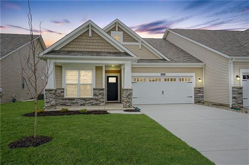 Photo of 8025 Rissler Drive, Indianapolis, IN 46237 (MLS # 21702214)