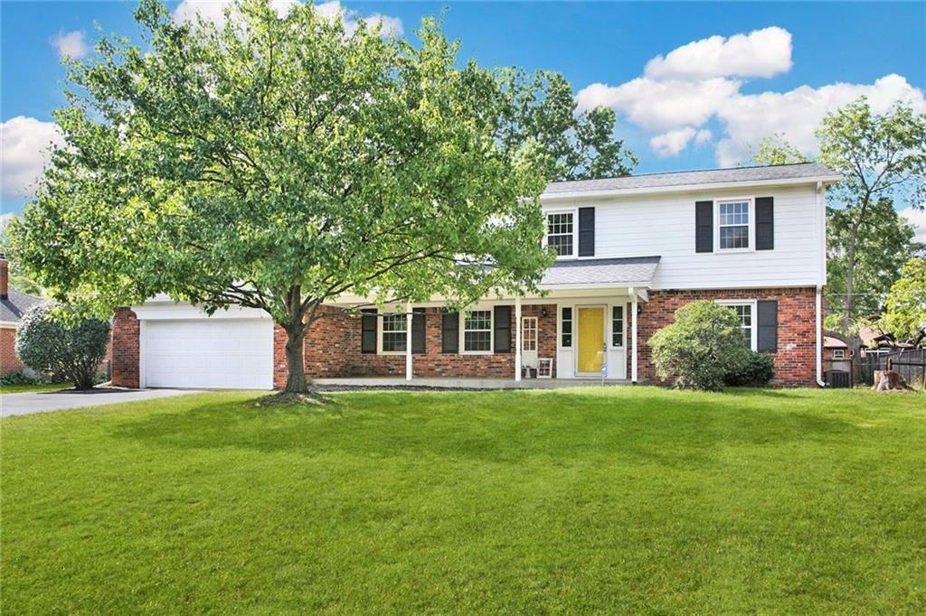 6736 Cricklewood Road, Indianapolis, IN 46220 - #: 21665214