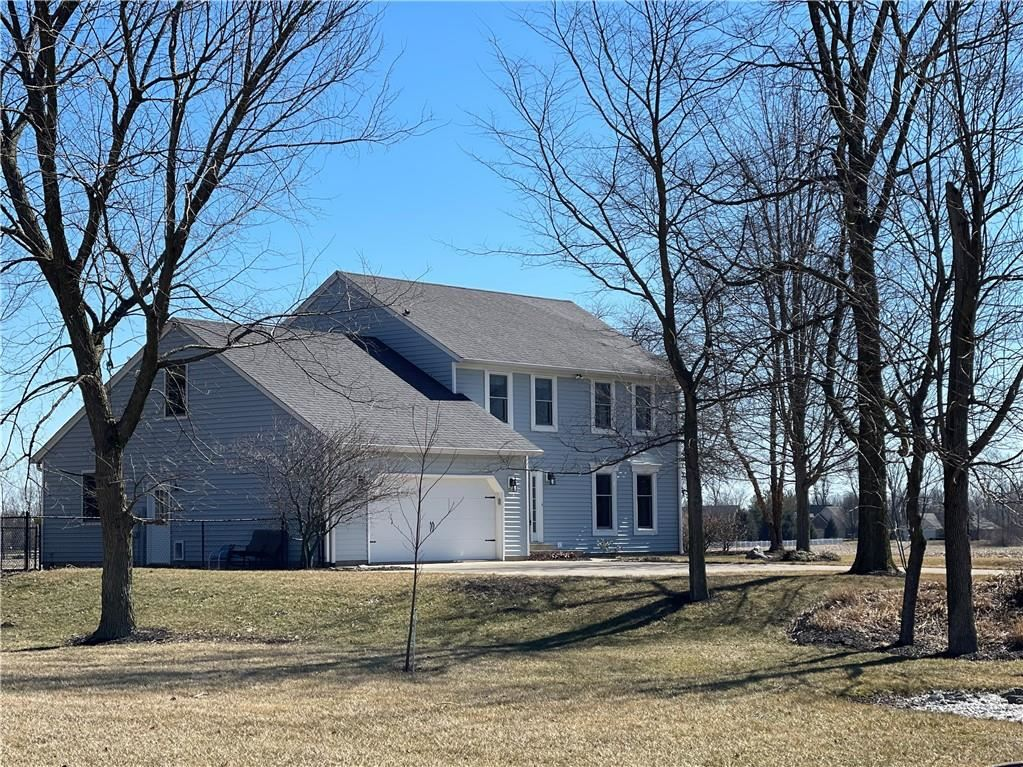 2767 North 800 W, Greenfield, IN 46140 - #: 21769214