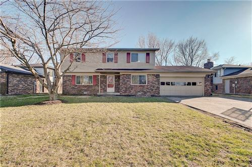 Photo of 3409 IVORY Way, Indianapolis, IN 46227 (MLS # 21694215)