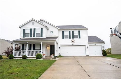 Photo of 6527 Front Point Drive, Indianapolis, IN 46237 (MLS # 21748215)