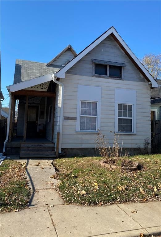 1622 South Delaware Street, Indianapolis, IN 46225 - #: 21752215