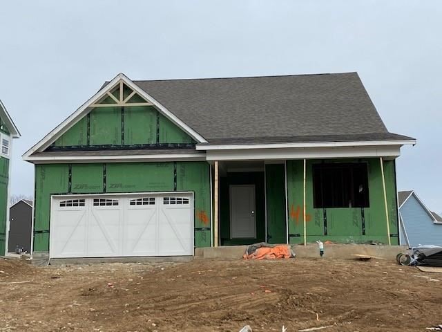 Photo of 4904 Brickert Way, Greenwood, IN 46142 (MLS # 21754215)