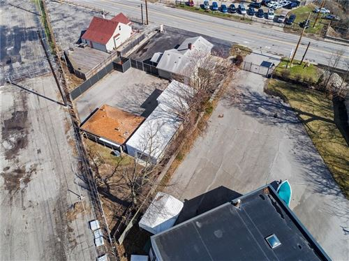 Tiny photo for 3120 Lafayette Road, Indianapolis, IN 46222 (MLS # 21700216)