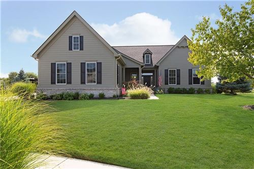 Photo of 3950 Stonington Place, Zionsville, IN 46077 (MLS # 21736216)