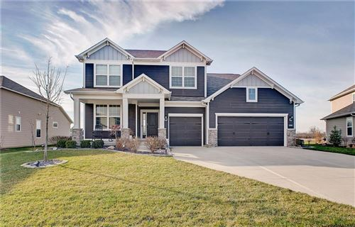 Photo of 12560 Amber Star Drive, Noblesville, IN 46060 (MLS # 21754216)