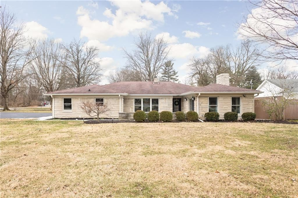 7202 North Meridian Street, Indianapolis, IN 46260 - #: 21695216