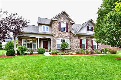 Photo of 9754 Mustang Trail, Fishers, IN 46040 (MLS # 21818217)