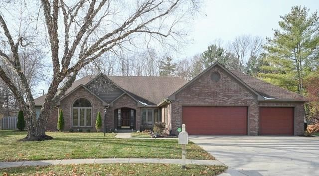 4910 KILKENNY Court, Indianapolis, IN 46254 - #: 21680217