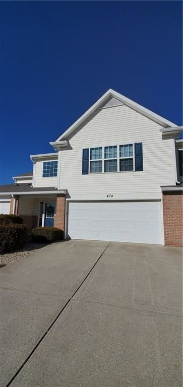 474 Blanford Place, Westfield, IN 46074 - #: 21690217