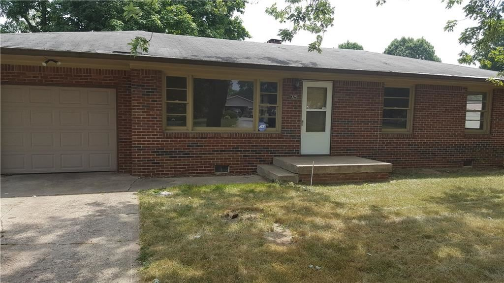 1325 South NORFOLK Street, Indianapolis, IN 46241 - #: 21708217
