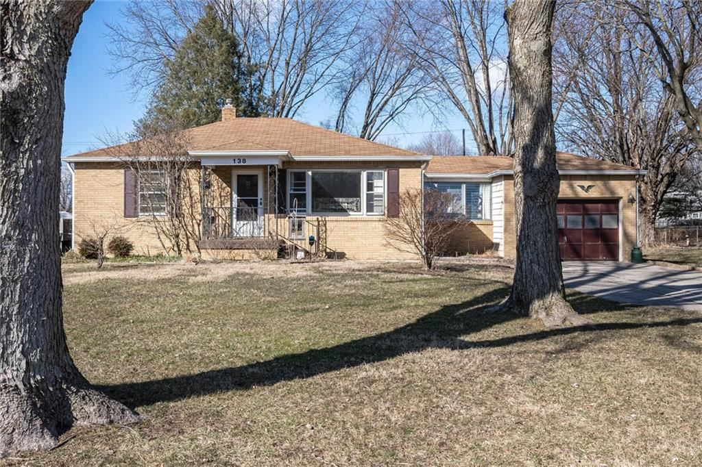 138 Hoss Road, Indianapolis, IN 46217 - #: 21769217