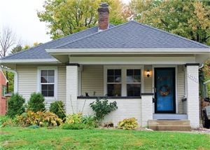 Photo of 5929 Broadway, Indianapolis, IN 46220 (MLS # 21679219)
