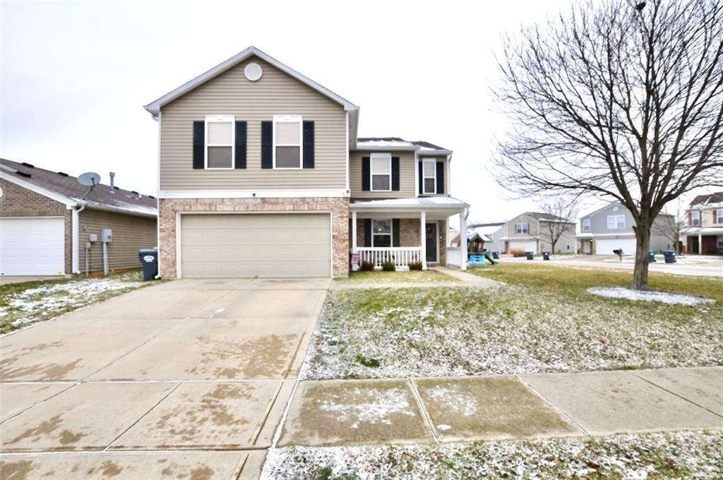 1795 Feather Reed Lane, Greenwood, IN 46143 - #: 21761219