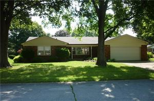 Photo of 421 Claymont Court, Indianapolis, IN 46234 (MLS # 21679220)