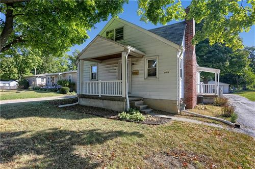 Photo of 2415 South Keystone, Indianapolis, IN 46203 (MLS # 21742220)