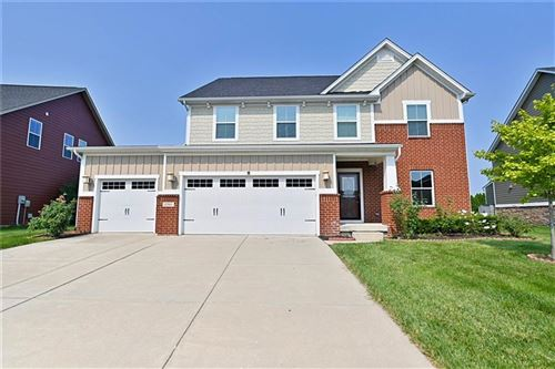 Photo of 11946 Mannings Pass, Zionsville, IN 46077 (MLS # 21801220)