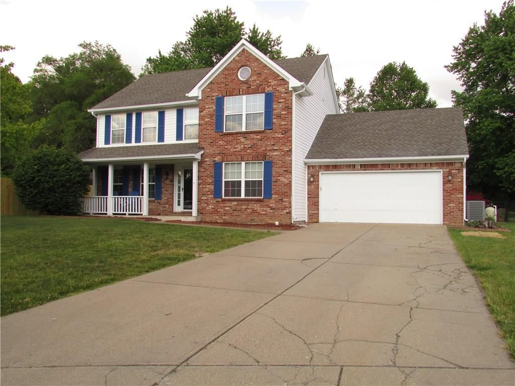 5847 Trophy Oaks Court, Indianapolis, IN 46237 - #: 21719220