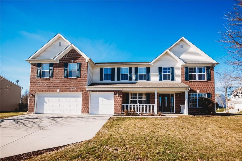 3584 Newberry Road, Plainfield, IN 46168 - #: 21761220