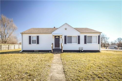 Photo of 6471 Homestead Drive, Indianapolis, IN 46227 (MLS # 21769221)