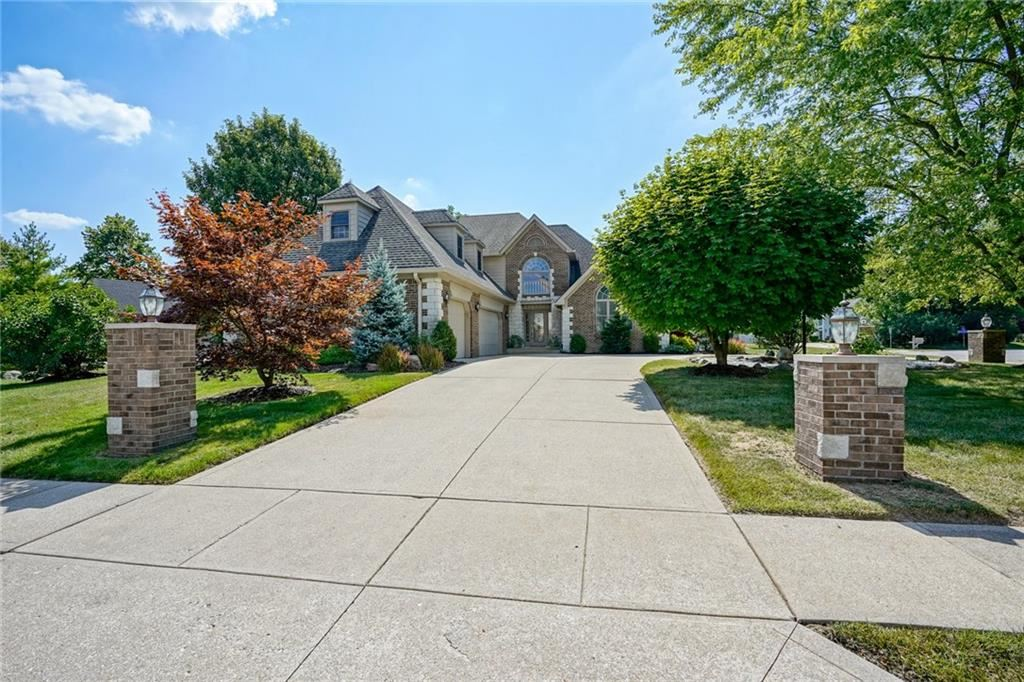 7327 River Birch Lane, Indianapolis, IN 46236 - #: 21660221