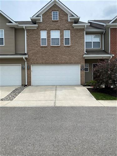 Photo of 9755 Clover Court #101, Fishers, IN 46037 (MLS # 21789222)