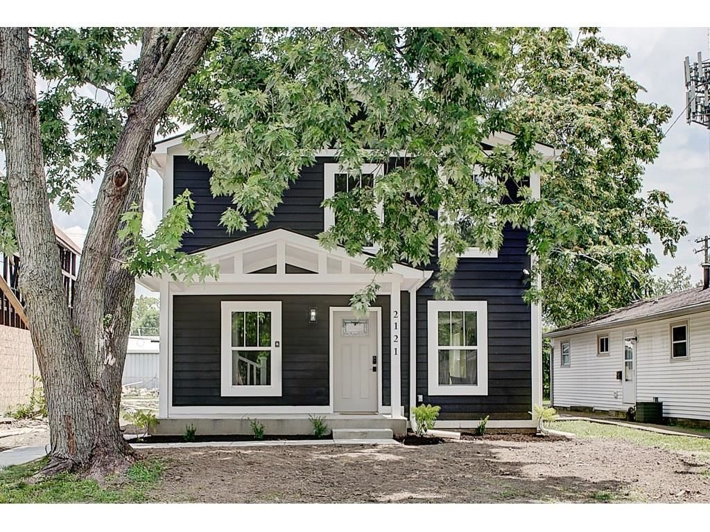 2121 Bellefontaine Street, Indianapolis, IN 46202 - #: 21652222