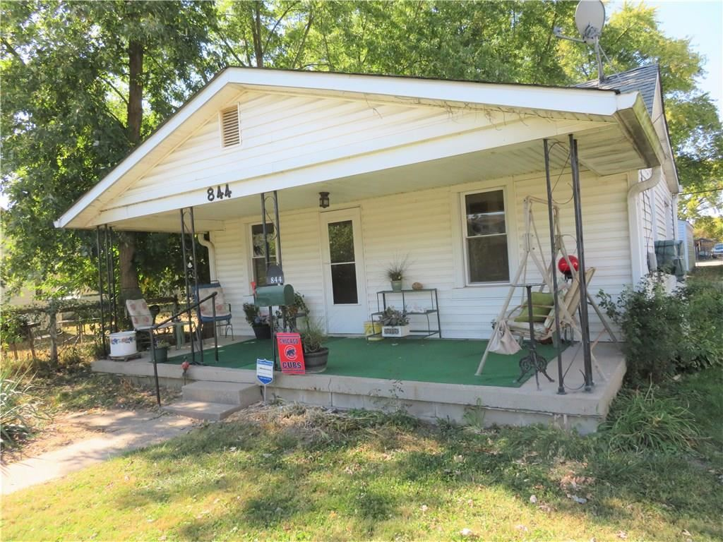 844 South HOLMES Avenue, Indianapolis, IN 46221 - #: 21744222