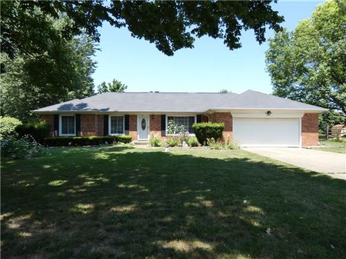 Photo of 6814 Connie Drive, Avon, IN 46123 (MLS # 21724223)