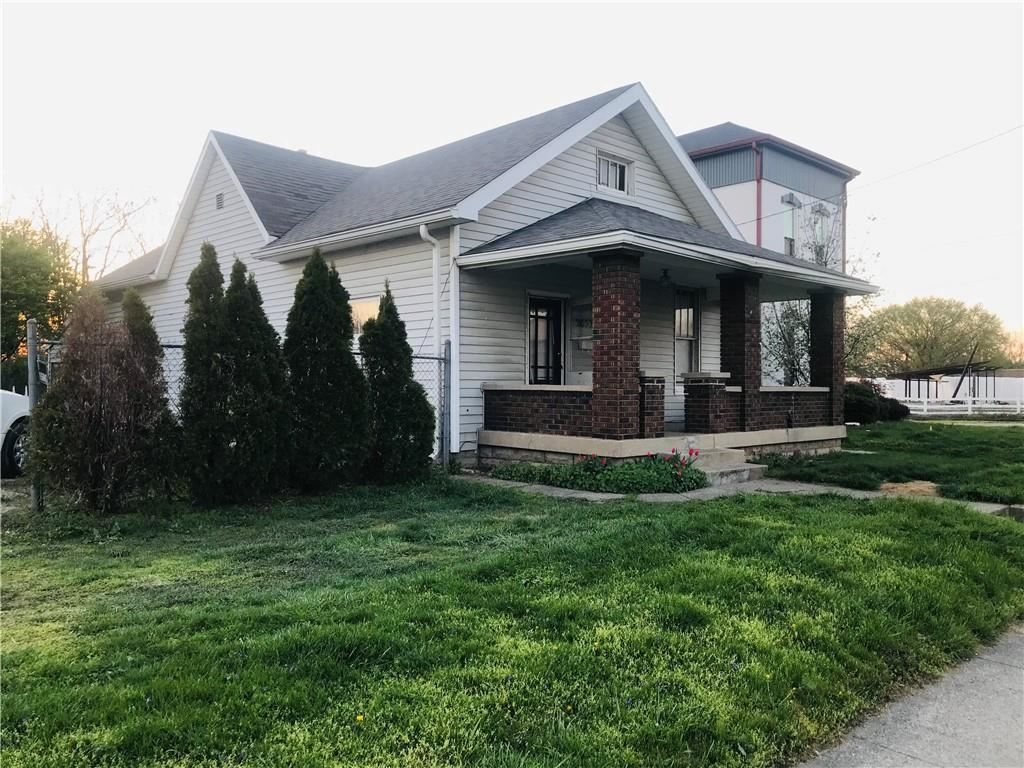 2052 South MERIDIAN Street, Indianapolis, IN 46225 - #: 21768223