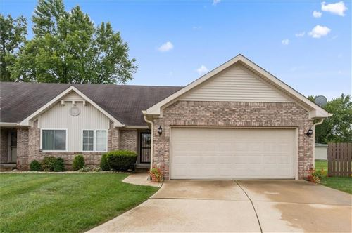 Photo of 709 SILVER FOX Court, Indianapolis, IN 46217 (MLS # 21731225)