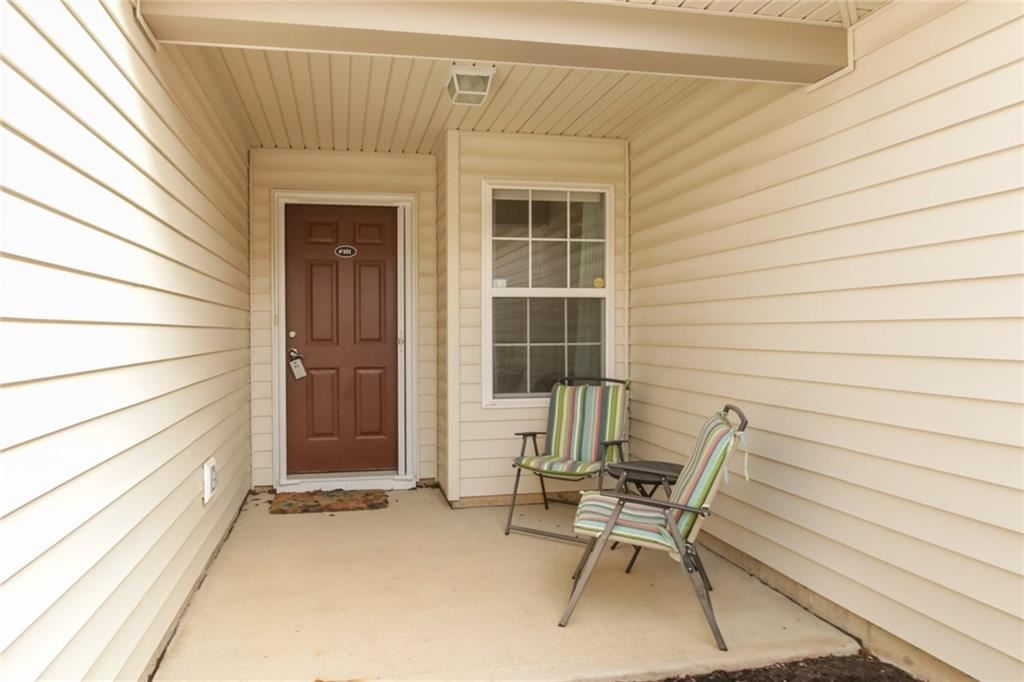 Photo of 11509 Ivy Lane #101, Fishers, IN 46037 (MLS # 21689225)