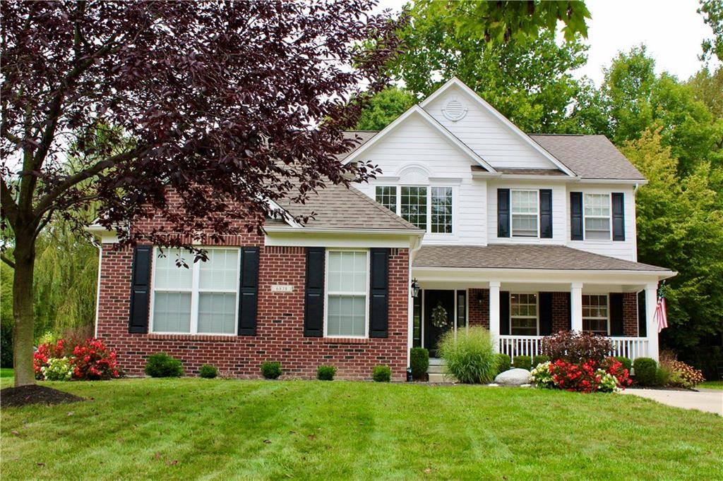 Photo of 6838 Woodhaven Place, Zionsville, IN 46077 (MLS # 21748225)