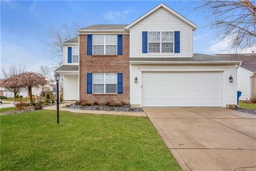 Photo of 12349 River Valley Drive, Fishers, IN 46037 (MLS # 21687227)