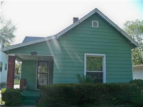 Photo of 3114 HOVEY Street, Indianapolis, IN 46218 (MLS # 21703227)