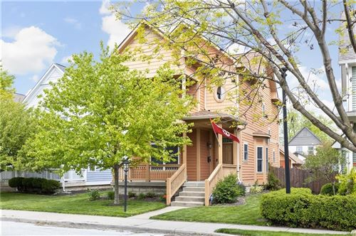 Photo of 2437 North Delaware Street, Indianapolis, IN 46205 (MLS # 21711228)