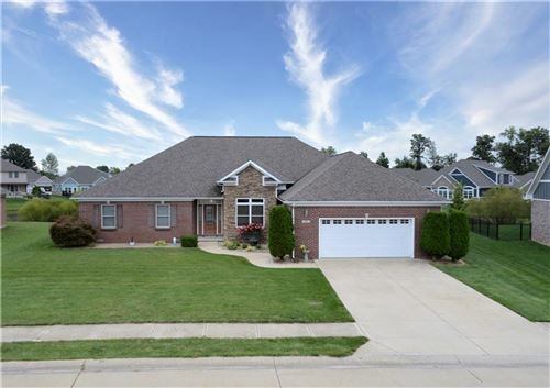 Photo of 1077 FOREST GLEN Drive, Greenfield, IN 46140 (MLS # 21813228)